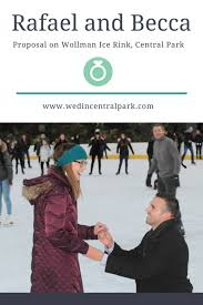 Central Park Proposal Ice Rink RampB