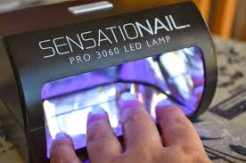 Sensationail Pro 3060 Led Lamp by Sensationail Gel Deluxe Starter Kit Review And Demo Kate Dickson