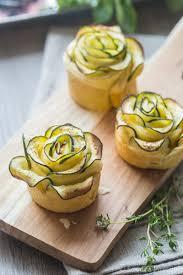 cuisine de courgettes fleurs de courgettes au chèvre frais et à la menthe cuisine