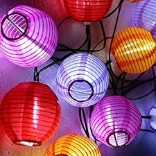 String Lights For Patio by 24 Multi Color Extra Long Extendable Indoor Outdoor Mini Nylon