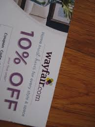 Wayfair 10% Off Entire Order COUPON Expire 5/18/19 Card Certificate ... West Elm 10 Off Moving Coupon Adidas In Store Saturdays Best Deals Wayfair Sale 15 Thermoworks 1tb Ssd Coupon Promo Codes 2019 Get 30 Credit Now 14 Ways To Save At Huffpost Beddginn Code August 35 Off Firstorrcode Spring Black Friday Live Now Over 50 Off Bunk Beds Entire Order Coupon Expire 51819 Card Certificate Overstock Code 20 120 Shoprite Coupons Online Shopping 45 Fniture Marks Work Wearhouse Sept 2018 Coupons Avec 1800flowers Radio Valpak Printable Online Local Shop Huge Markdowns On Bookcases The Krazy Lady