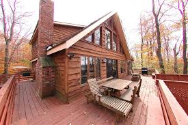 Western Pa Cabin Rentals Full Size Cabin 2 Bedroom Lake
