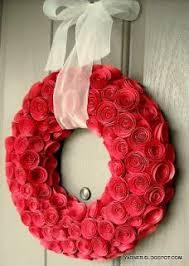 How To Make Paper Wreaths Handmade Craft Home Decor Ideas