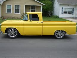 100 1963 Chevrolet Truck Pickup Information And Photos MOMENTcar