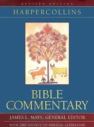 HarperCollins Bible Commentary By James L Mays Jon D Levenson Beverly R Gaventa