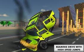 100 Speed Bump Car Test Drive: High Speed Game 1.2.1 APK Download ...
