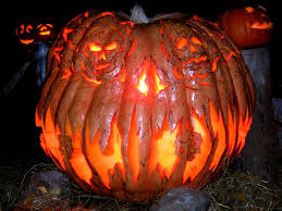 Minecraft Pumpkin Carving Patterns by Pumpkin Carving Ideas Zombie Halloween Radio Site