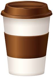 Hot Coffee Cup PNG Clipart Image