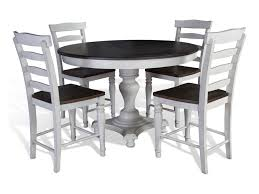 Sunny Designs Bourbon County 5 Piece Round Table & Chair Set ... Ding Room Circular 10 Gorgeous Black Tables For Your Modern Pulaski Fniture The Art Of 7 Piece Round Table And Best Design Decoration Channel Really Inspiring Creative Idea House By John Lewis Enzo 2 Seater Glass Marble Kitchen Sets For 6 Solid Wood Island Mahogany Zef Set Kitchens Sink Iconic 5 Deco Double Xback Antique Grey Stone 45 X 63 Extra Large White Corian Top Chairs 278 Rooms With Plants Minimalists Living