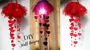 Wall Hanging Ideas Fresh New Diy Heart Craft For Room Decoration