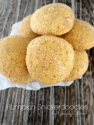 Pumpkin Cheesecake Snickerdoodles by Pumpkin Snickerdoodles With Cinnamon Cream Cheese Icing Simply
