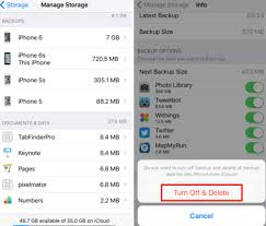 How to Fix iCloud Backup Could Not be pleted iOS 8 9 10