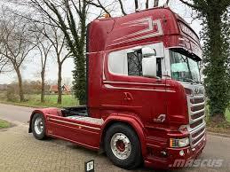 100 Top Trucks Of 2014 Scania R520 V8 TOPLINE ALLU Retarder TOP