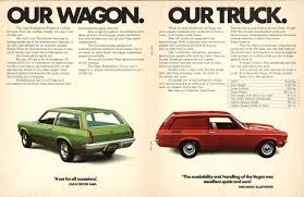 The Difference In A Decade: Chevrolet's 1972 Vega An | Hemmings Daily