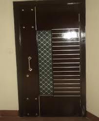 73+ Metal (Iron) & Wooden Safety Door Designs With Grill For Flats ... Wooden Safety Door Designs For Homes Archives Image Of Home Erossing Modern Design Marvelous Stunning Contemporary Plan 3d House Miraculous Awe Inspiring House Dashing Pleasant Doors Decators Front S Main Photos Single Grill Wood Exteriors Apartment As Also With Security Screen Melbourne Emejing Ideas Decorating 2017 Httpwwwireacylishsecitystmdoorsmakeyourhome Door Magnificent Flats Bedroom