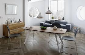 der passende esstisch für das wohnzimmer comnata magazin