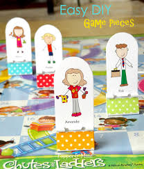 Popper And Mimi Easy DIY Personalized Game Pieces Expressionery G
