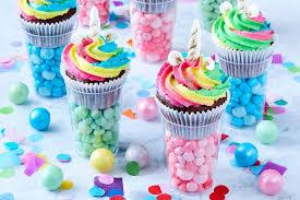 unicorn cupcakes 1