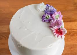 Edible Flower Cake Decorating Guide