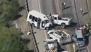 Callers Saw A Pickup Driving Erratically Before Deadly Church Bus ...