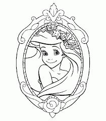 Best Coloring Printable Pages Disney Princess About Princesses Page