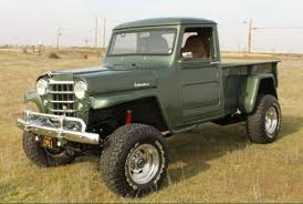 1951 Willys Truck | Jeep | Pinterest | Jeeps, Cars And Jeep Truck Is The Jeep Pickup Truck Making A Comeback Drivgline For 7500 Its Willys Time Another Fc 1962 Fc170 Exelent Frame Motif Framed Art Ideas Roadofrichescom Stinky Ass Acres Rat Rod Offroaderscom 1002cct01o1950willysjeeppiuptruckcustomfrontbumper Hot 1941 Network Other Peoples Cars Ilium Gazette Thoughts On Building Trailer Out Of Truck Bed 1959 Classic Pick Up For Sale Sale Surplus City Parts Vehicles 1950 Rebuild Jeepforumcom