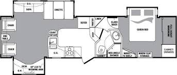 Montana Fifth Wheel Floor Plans 2006 by Fifth Wheel Floorplans The Uncommon Road
