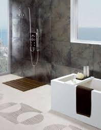 Simple Open Plan Bathroom Ideas Photo by Ideas For Modern And Convenient Open Shower Designs Home Design