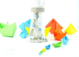 Easy Paper Folding Crafts For Children Origami Kids Boats Article 3 Of The Constitution