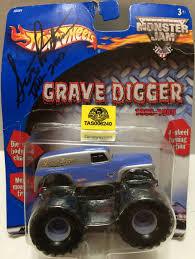 TAS032317) - Mattel Autographed Hot Wheels Grave Digger Die-Cast ... Tow Trucks For Tots Event Collects Gifts Children Abc7chicagocom Fort Worth Community Two Men And A Truck Holiday Jeep Run In Arlington Heights Giant Monster Truck Amazoncom Dfw Camper Corral Toy Fair 2018 Vtech Leapfrog News Releases Garbage Toys Video Versus Car Audio Accsories Window Tint Spray Bed Liner Johnny Lightning Jlcp7005 1959 Ford F250 Pickup Best Yellow Tonka Sale Jacksonville Florida Greenlight Hobby Exclusive 2016 F150 Green Machine