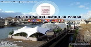 port de la rapee le nouvel institut on after du nouvelinstitut mercredi