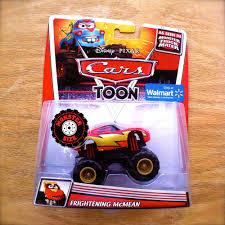 100 Monster Truck Mater Disney PIXAR Cars TOON FRIGHTENING MCMEAN Diecast MONSTER TRUCK