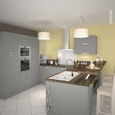 meilleur de cuisine grise et bois luxe décor à la maison