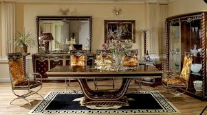Luxury Dining Room Sets Expensive Tables Interior Design 11