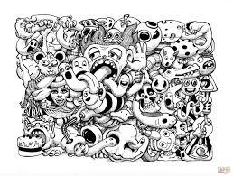 Doodle Art By Pierre Fihue