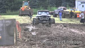 Back N Black One Bad-ass Mud Truck - YouTube