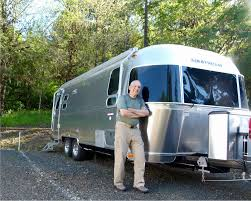 Airstream: RV Fave And Made In USA - Rolling Homes - - GrooveCar Truck Campers Rv Business New 2018 Airstream Tommy Bahama Inrstate Grand Tour Motor Home Weekend Luxury Living In Classic Alinum Trailer Food Truck Foote Family Nomad Trailer In Traffic For American Simulator Camper Shell Or No Pickup Tv Forums The Lweight Ptop Revolution Basecamp You Can Pull Behind A Subaru How To Choose The Right Live Fulltime Travelers Truckdomeus 1968 Avion C11 Restoration Forums Reincarnated From Family Camper Airbnb