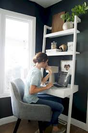 Corner Writing Desk Target by In My Own Little Corner Office Leaning Desk Maximize Space