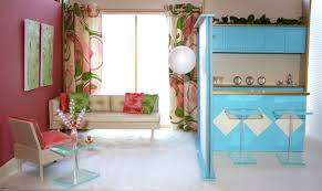 Barbie Living Room Set by The Welcome Home Studio Apartment U2013 Maryann Roy