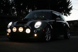 Great Mini Cooper Rally Lights 24 for Your Cool Car Names with