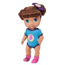 Интерактивная кукла BABY ANNABELL Zapf Creation Научи меня плавать