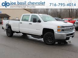 100 Trucks For Sale Buffalo Ny New 2019 Chevrolet Silverado 2500HD Work Truck Crew Cab Pickup In