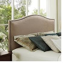 Amazon Super King Headboard by Amazon Com Better Homes And Gardens Grayson Linen Headboard With