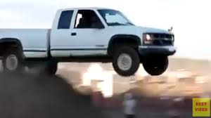 Pickup Truck Jump Fail Best1825 Watch Funny Videos