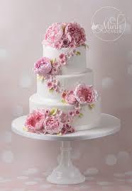 Hochzeitstorte Vintage Galerie Mit Schönen Minh Cakes Wedding Cake Hochzeitstorte Vintage Peonies