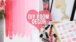 3 Easy Room Decor Wall Art DIYs