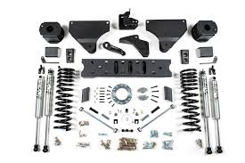 100 Drop Kits For Trucks Air Ride RAM 2500 Gas 55 Lift From BDS Suspension