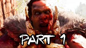 Far Cry Primal Gameplay Walkthrough Part 1