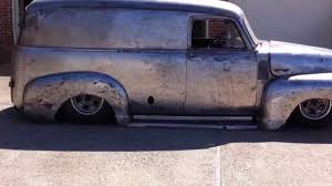 Bare Metal 1955 Chevy Panel Truck - YouTube Projects 57 Chevy Panel Truck Build The Patch Page 4 Ultra Rare 1957 Gmc 100 Napco With 6700 Original 55 Panel Truck By Vondude On Deviantart Check Out This 1955 Chevrolet Van 600 Hp Of Duramax Power 4719551 Suburban Bolton S10 Frame Swap Youtube Chevy Other Pickups Photo 6 Used For Sale In The Classic Handbook Hp 1534 How To Rod Rebuild Jim Carter Parts