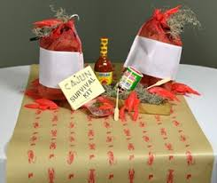 Pinterest Crawfish Boil Decorations by Cajun Pirogue Centerpiece Need Kitchen Decorating Ideas Go To